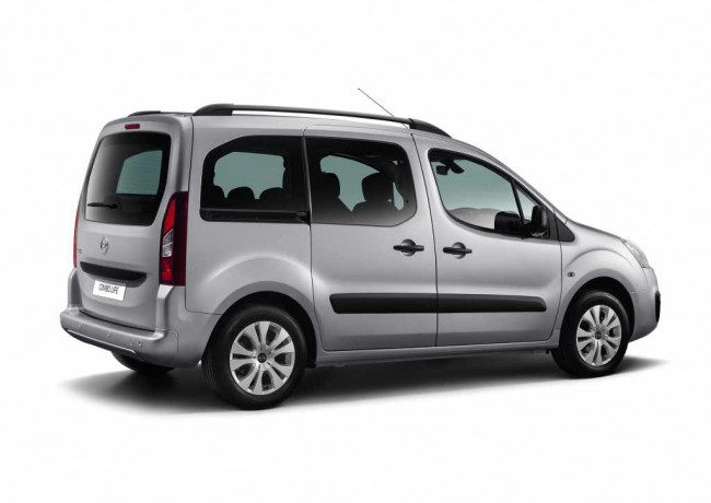 2021 Opel Combo Life