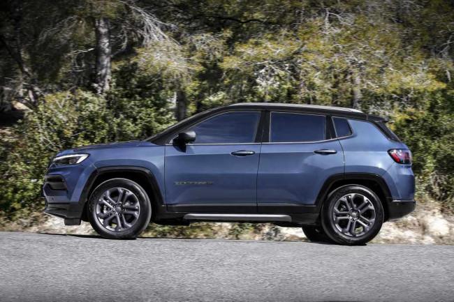 2022 Jeep Compass