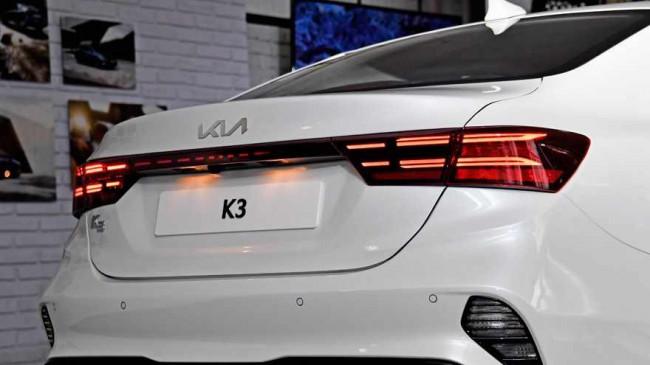2021 Kia K3