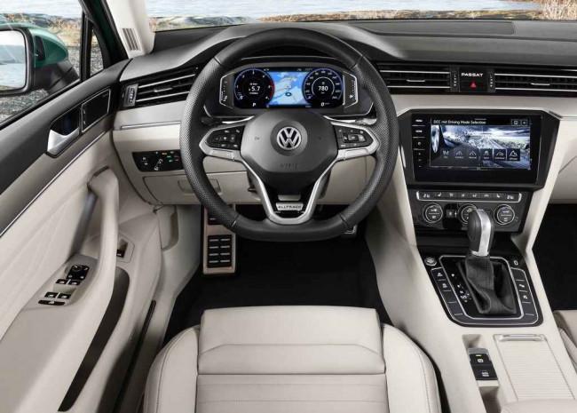 2020 Volkswagen Passat Alltrack