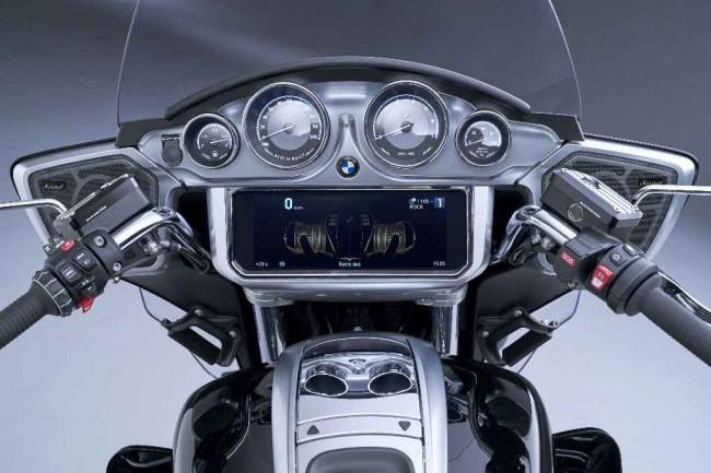 2021 BMW R 18 Transcontinental