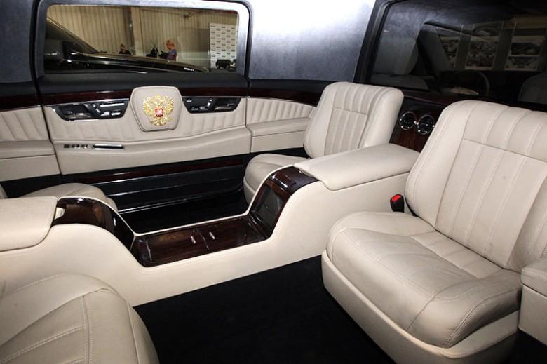 Мантуров поведал, когда ФСО получит первую партию авто «Кортеж»