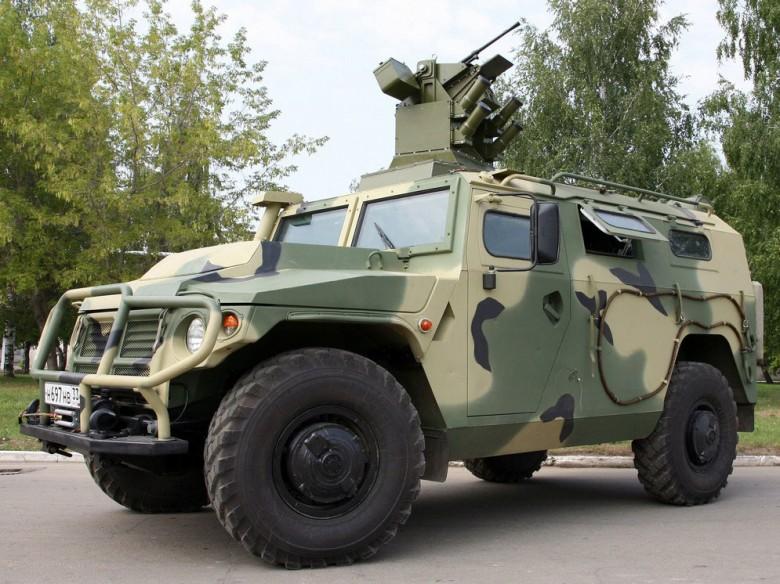 СТС ГАЗ-233114