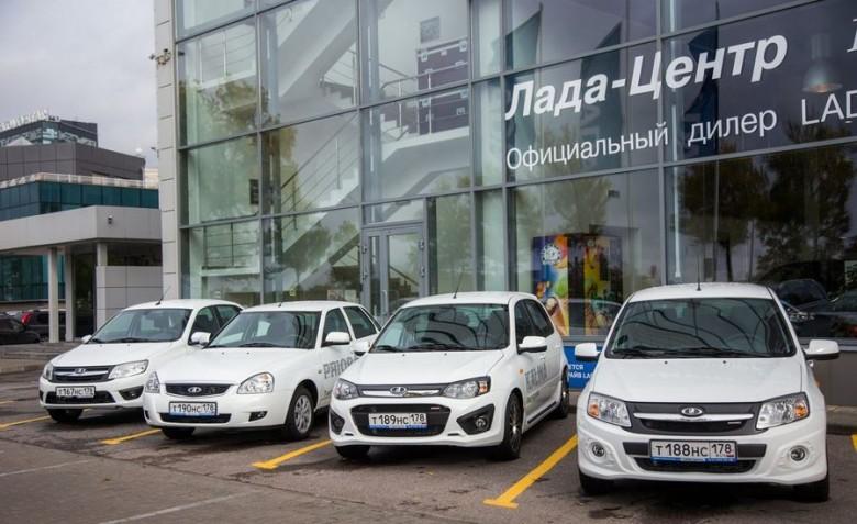 В РФ расширят программу льготного лизинга налегковые машины