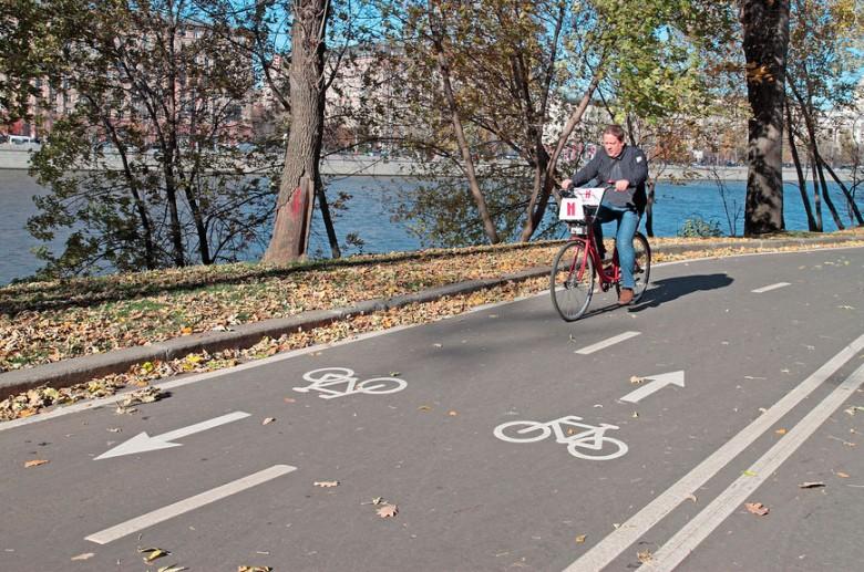 Велосипедная полоса