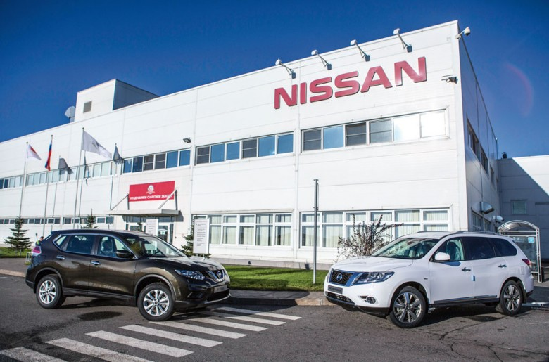 Петербургский завод Ниссан может освоить сборку моделей остальных участников альянса