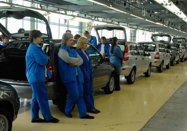 «АвтоВАЗ» отказался отпланов по уменьшению 2 тыс. человек