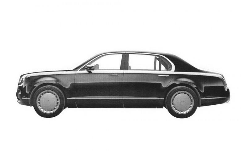 В Российской Федерации  в 2018г  начнут торговать  автомобили «Кортеж»