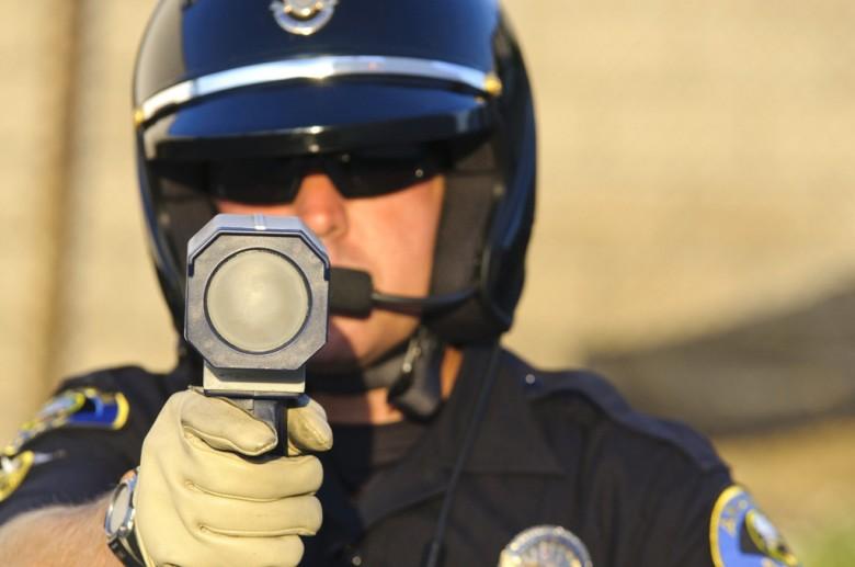 Полицейский радар