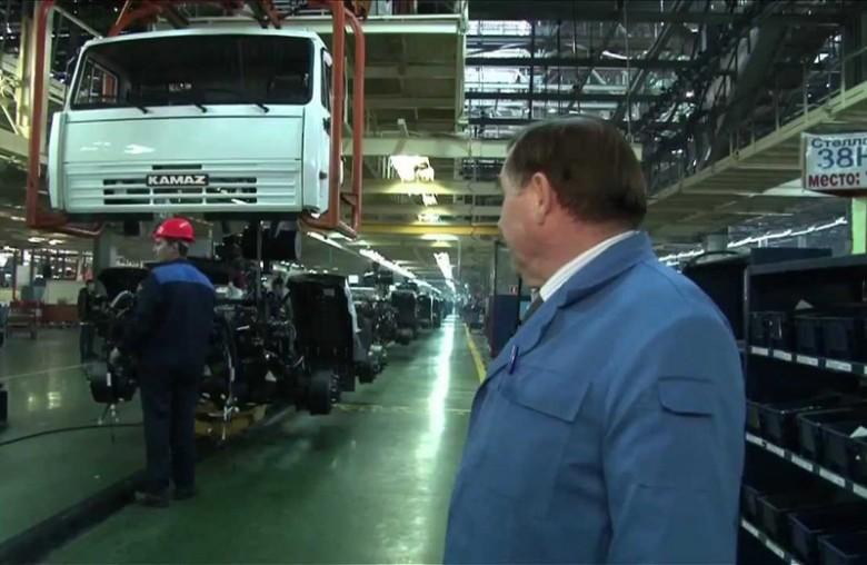 КАМАЗ перевел 23,5% акций вроссийскую юрисдикцию