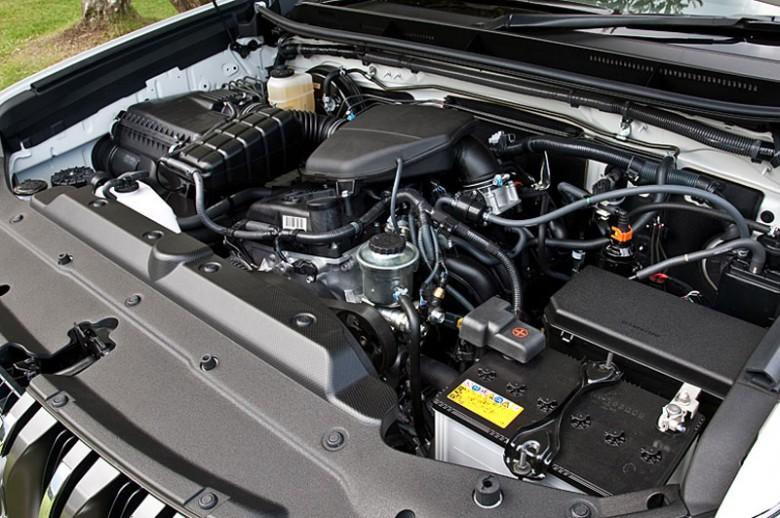Дизельный двигатель Toyota Land Cruiser Prado