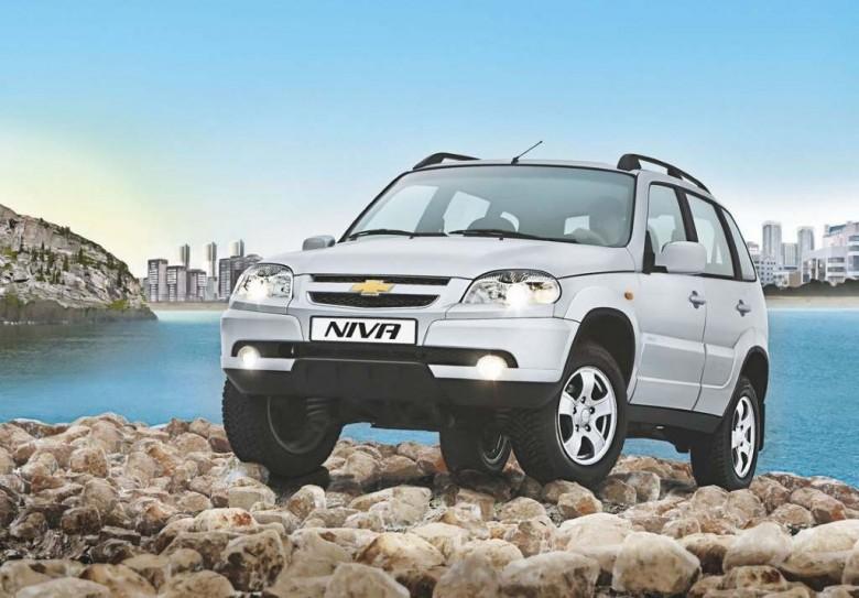 «Джи Эм-АВТОВАЗ» запускает программу «Chevrolet NIVA-твой шанс»