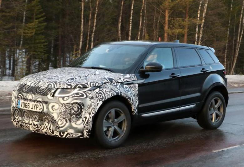 Range Rover Velar Тест-Драйв