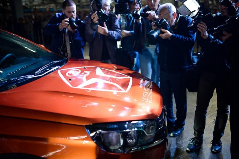Уседана Лада Vesta будут две новые модификации— RиS-Line