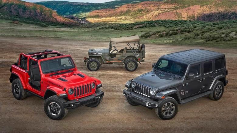 Руководитель Jeep подтвердил гибридный Wrangler