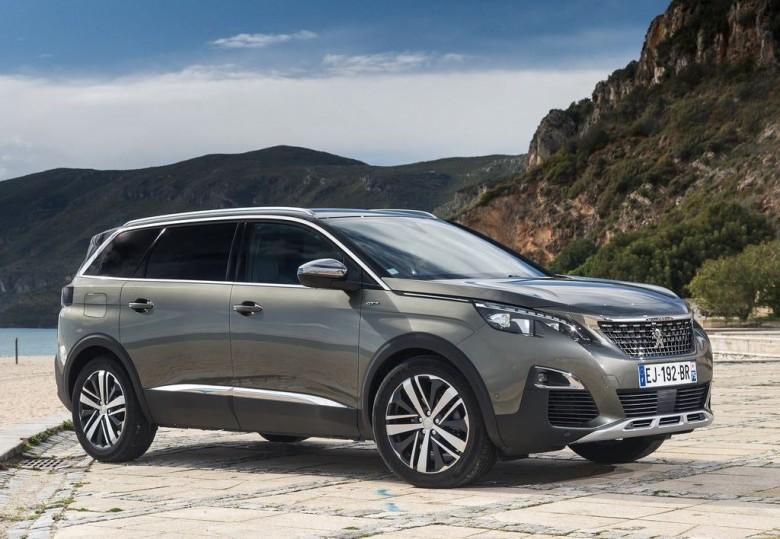 Peugeot (Пежо) начнет торговать кроссовер 5008 в Российской Федерации всамом начале будущего года