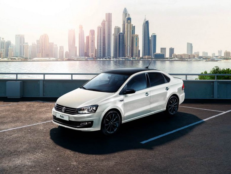 VW Polo получит новейшую сборку Drive для РФ