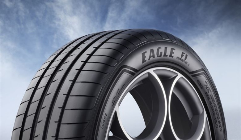 Шина Eagle F1 Asymmetric 3 SUV