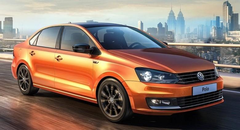 2019 Volkswagen Polo седан Drive