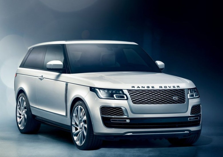 Range Rover передумал: трехдверногоSV Coupe небудет