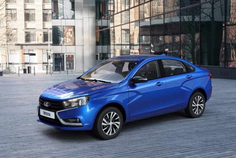 2019 Lada Vesta Exclusive