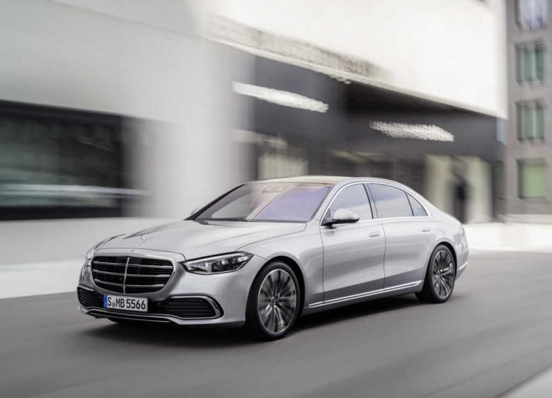 2021 Mercedes Benz S-class