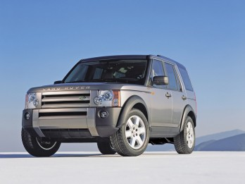 Land Rover Discovery, 2005 г.