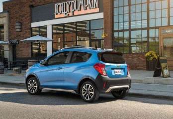 2017 Chevrolet Spark Active
