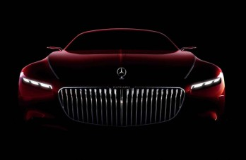 Mayach 6 Coupe Concept