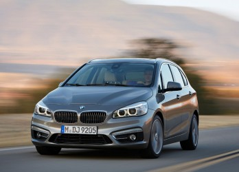 2017 BMW 2-Series Active Tourer