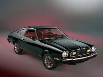Ford Mustang II 1974-го года
