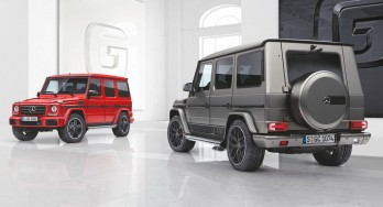 Mercedes-AMG G-class Edition и Mercedes-AMG G-class Exclusive Edition