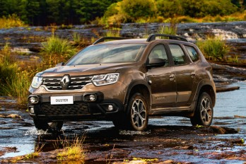 2020 Renault Duster (BR)