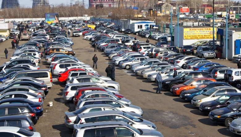 Автодром владивосток барахолка автомобилей
