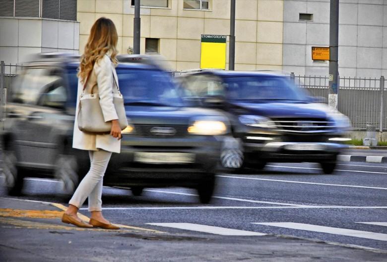 Непропуск пешехода напереходе подорожает до2,5 тыс. руб.