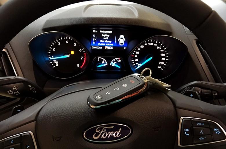 ford mondeo запуск двигателя в мороз