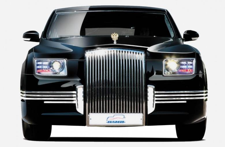 Президентский лимузин. Проект