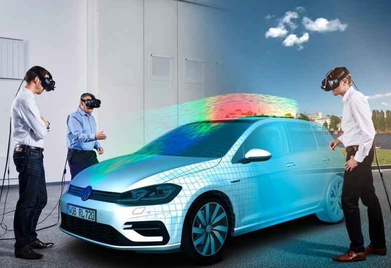 IT-лаборатория виртуального проектирования Volkswagen