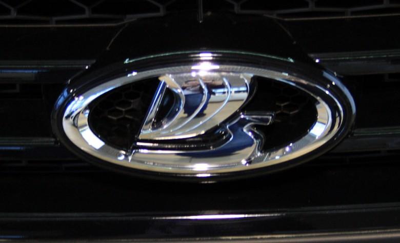 Lada логотип