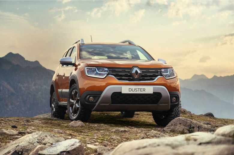 2021 Renault Duster